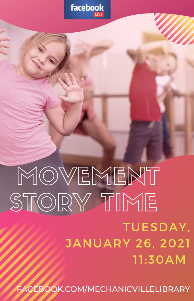 Story Time Live: Movement!