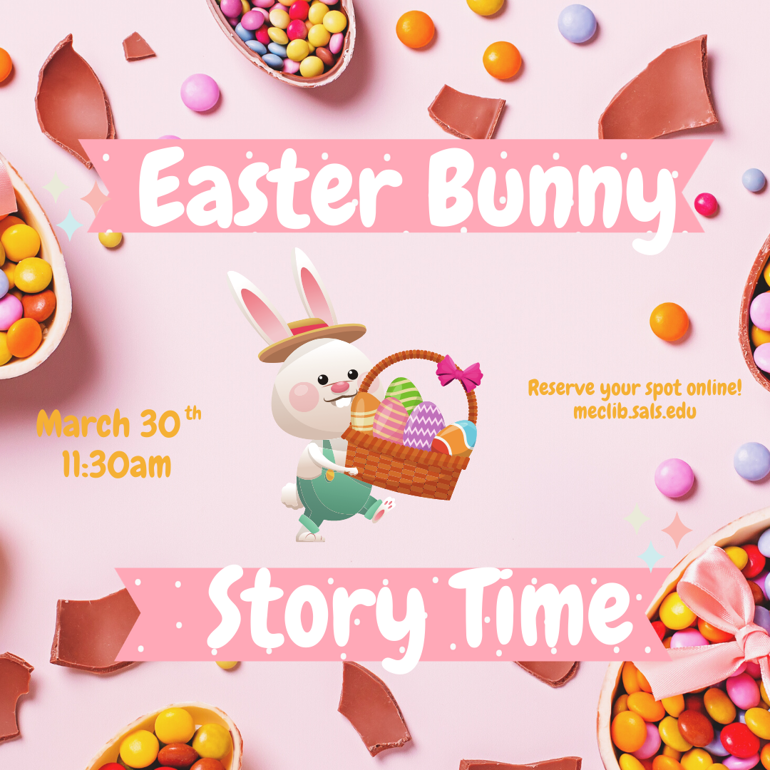 Story Time: Easter Bunny @ Mechanicville District Public Library | Mechanicville | New York | United States
