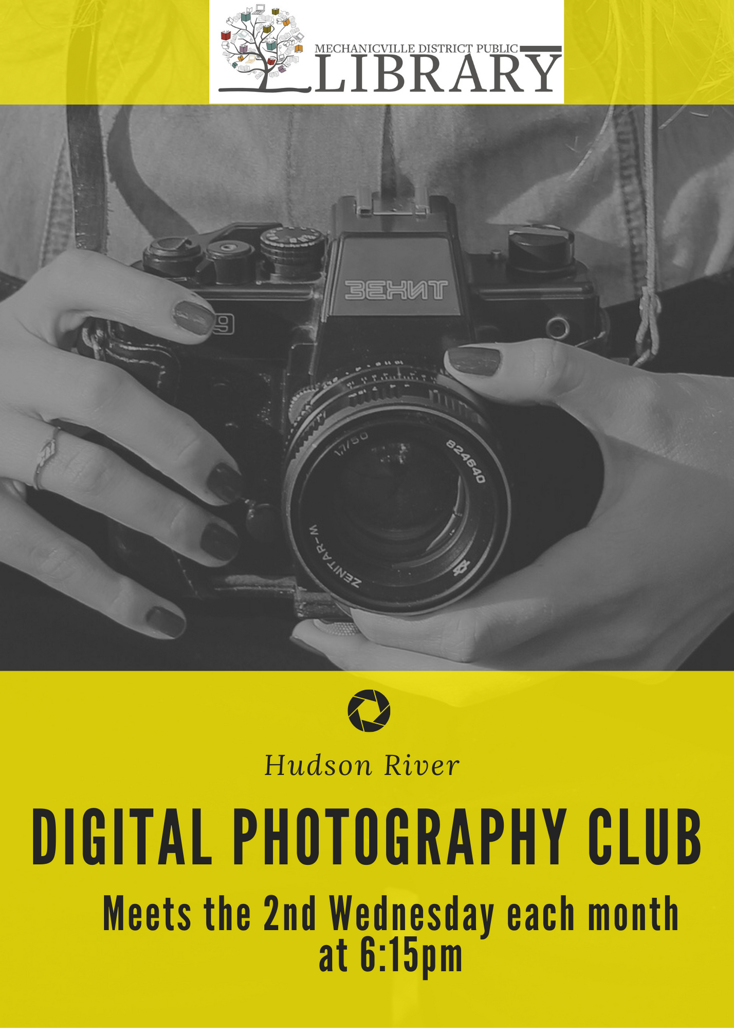 Hudson River Photo Club @ Mechanicville District Public Library | Mechanicville | New York | United States