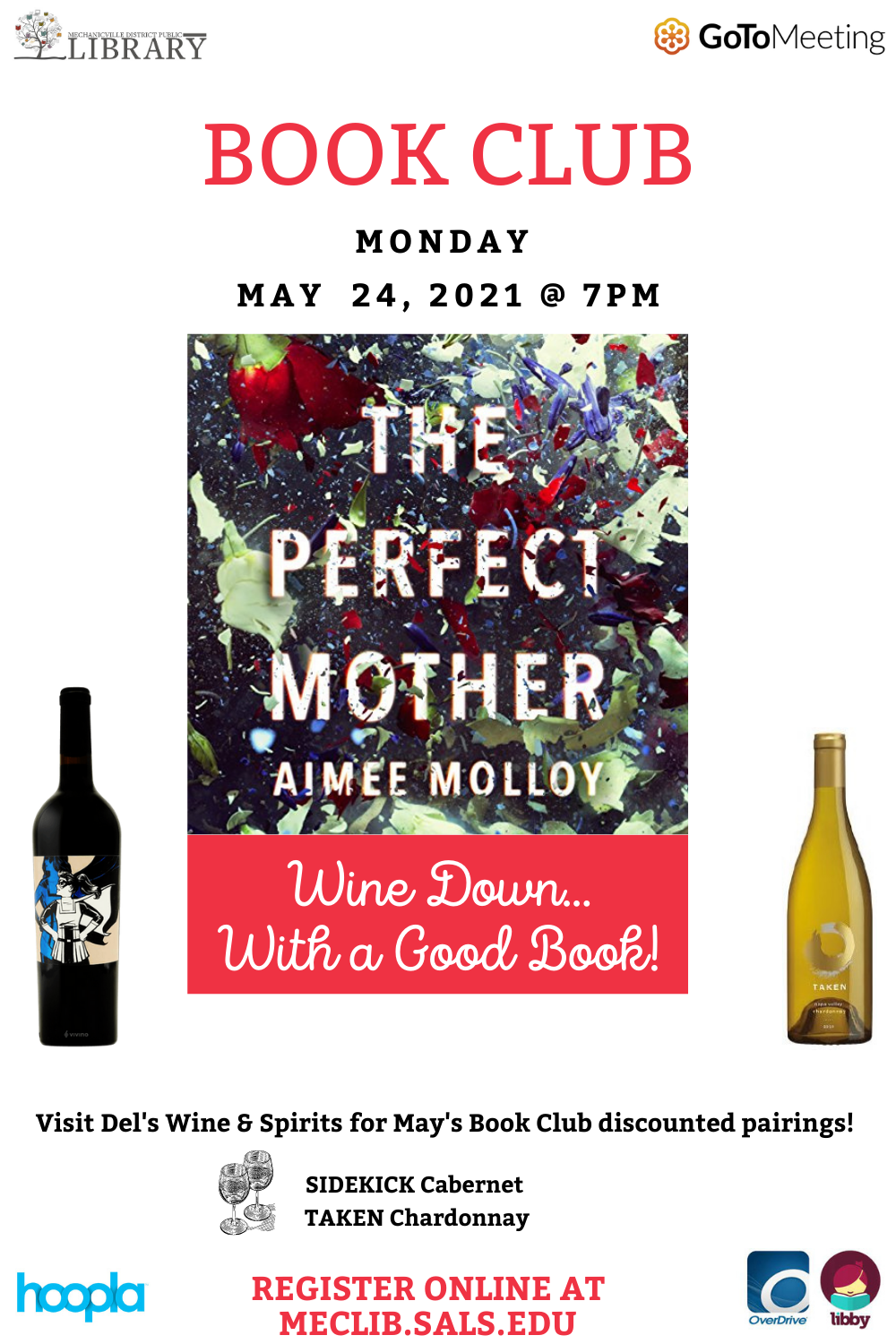 Wine Down Monday Book Club