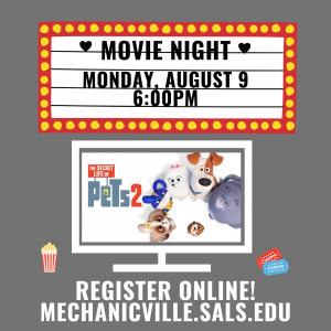 Family Movie Monday: The Secret Life of Pets 2 @ Mechanicville District Public Library | Mechanicville | New York | United States