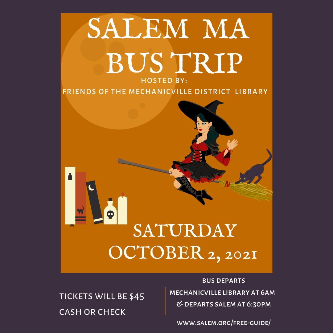 Salem Bus Trip