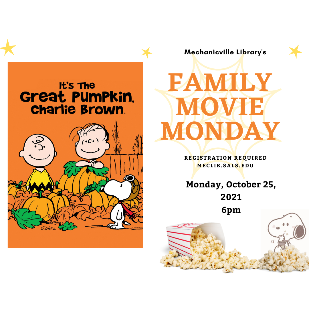 Family Movie Monday: It's the Great Pumpkin, Charlie Brown!